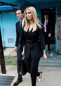 Ivanka Trump Outfits, Ivanka Trump Style, Ivanka Trump Wedding Dress, Ivanka Trump Dress, Business Outfits, Business Fashion, Business Women, Business Casual, Modern Hijab Fashion