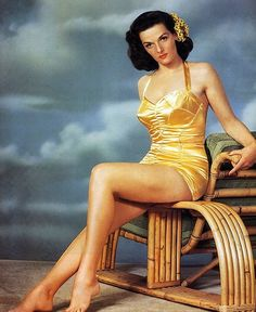 JANE RUSSELL #vintage #hollywood #actress #movie #film