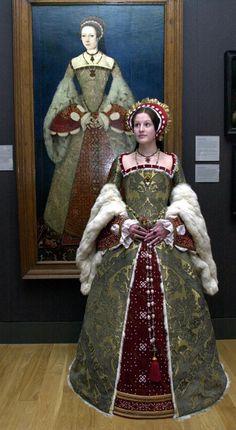 Mode Renaissance, Renaissance Costume, Renaissance Clothing, Renaissance Fashion, Elizabethan Fashion, Tudor Fashion, 1500s Fashion, Tudor Costumes, Period Costumes