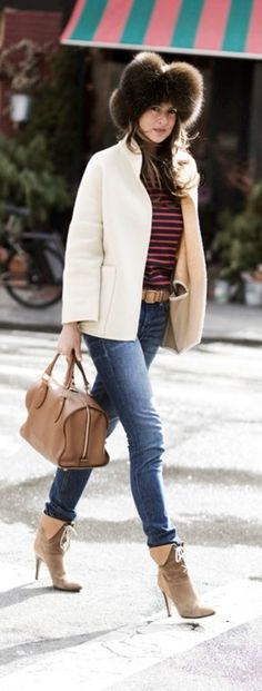 Outfit & Street Fashion