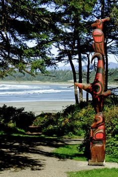 Nuu Chah Nulth, Vancouver Canada ➳ 4 Great Native American Reservations For Unique Vacations