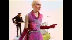 The Tourists (Annie Lennox and David Stewart )-- I Only Want To Be With You (1979)