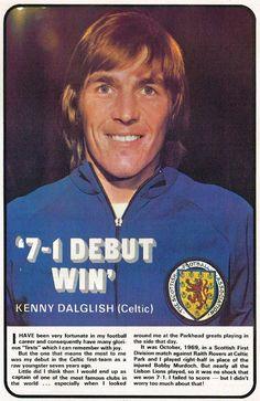 Graeme Souness, Kenny Dalglish, British Football, Blackburn Rovers, Celtic Fc, Football Players, Glasgow, Scotland, Legends