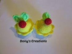 Cupcake _ pattern free italiano http://donyscreations.blogspot.it/