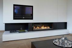 Modern Fireplaces | Attractive Modern Fireplaces Designs | DesignLike