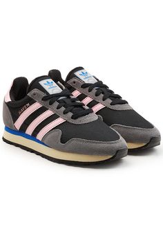 Haven Sneakers with Leather and Suede | Adidas Originals