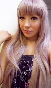The great thing about wigs for women compared to synthetic is that they look natural against your own hair. #HairExtensions http://goo.gl/3MdXHT