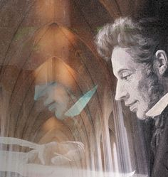 15 of Soren Kierkegaard's Most Challenging Quotes - Relevant Magazine Kierkegaard Quotes, Soren Kierkegaard, Challenge Quotes, Patron Saints, Amazing Grace, Adventure Is Out There, Book Authors, School Teacher, Writers