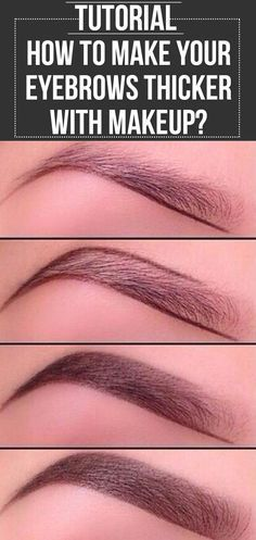 eyebrows trends over the years \ eyebrows years ; eyebrows over the years ; eyebrows through the years ; eyebrows through the years history ; eyebrows 50 years old ; eyebrows trends over the years ; microblading eyebrows after 3 years ; years of eyebrows How To Make Eyebrows, Thick Eyebrows, Eye Make Up, Eye Brows, How To Make Up, Shape Eyebrows, Make Up Tutorial Eyebrows, Natural Eyebrow Tutorial, Eyebrows Step By Step