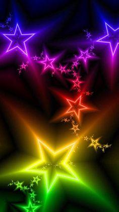 Flower Phone Wallpaper, Rainbow Wallpaper, Neon Wallpaper, Butterfly Wallpaper, Cellphone Wallpaper, Colorful Wallpaper, Cool Backgrounds Wallpapers, Pretty Wallpapers, Musik Wallpaper