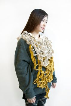 Amy Weiks honeyruffle neckpieces