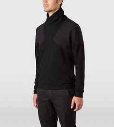 Size Medium: Arcteryx Veilance: Diale Composite Sweater