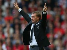 Luis Suarez: 'Brendan Rodgers made me the player I am'