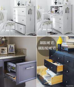 5 + 5 ideas para crea tu propio espacio para trabajar en casa   Decoración