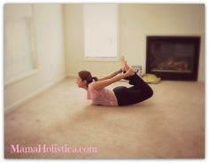 "En nuestro #Holistic #Thursday: Les muestro la #Postura de Yoga ""El #Arco "" #bow #mamaHolistica #yogaMom #MomBlogger #yogapose #Yoga"