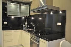 Wong Amat Tower (Duplex) Kitchen view by Heights Holdings