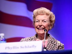 """Exclusive–Phyllis Schlafly Makes the Case for President Trump: 'Only Hope to Defeat the Kingmakers' 