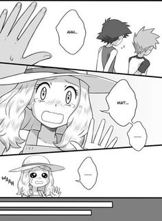 Amourshipping Comic