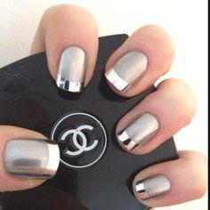 Chanel nail polish - Glam Bistro