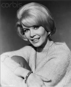 Dorothy Provine c.1963 Her works include It's a Mad Mad Mad Mad World,' 'The Great Race,' and 'The Bonnie Parker Story.' Photo courtesy the John Springer Collection.