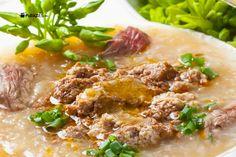 Tuyệt chiêu làm món Cháo yến mạch thịt bò ăn cực ngon