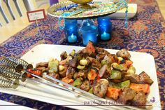 Arabian Nights Jasmine and Aladdin Movie Night Party Ideas | Photo 16 of 16 | Catch My Party