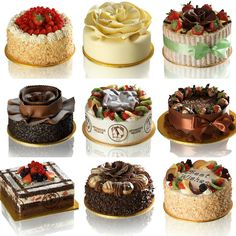 Making wonderful sweets and baked goods is a fine art. Gourmet Desserts, Delicious Desserts, Dessert Recipes, Birthday Cake Decorating, Cake Decorating Tips, Chocolate Cake Designs, Patisserie Fine, Buttercream Cake Designs, Baking Business