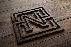 2N yapı üretim için yapılan kurumsal kimlik & logo tasarımı. cagajans.com.tr
