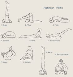Asana/pranayama to do after sun sals each morning. Iyengar Yoga, Yin Poses, Health And Wellness, Health Fitness, Get Healthy, Healthy Life, Rishikesh, Pranayama, Asana