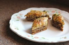 Baclava with Pistachios