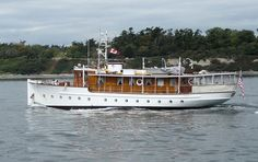Deerleep by nwclassicyacht, via Flickr