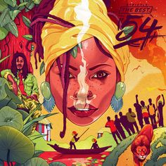 Strictly The Best Vol. 54 - Strictly The Best Vol. Various Artists, New Artists, Morgan Heritage, Reggae Mix, Rasta Art, Dancehall Reggae, Sean Paul, Stuck In The Middle, Music Albums