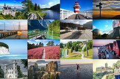 Wohin zieht es uns Deutsche im Urlaub? Nach Deutschland! Unsere Heimat boomt: 66 Prozent der Bundesbürger machen laut einer Studie von Post Reisen dieses Jahr Urlaub im eigenen Land. Warum? 16 verdammt gute Gründe gibt es hier ...