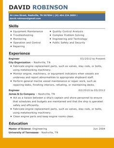 15 cool resume templates 2015 resume template ideas - Basic Resume Examples