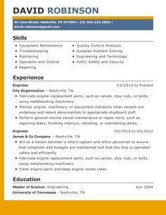 15 cool resume templates 2015 resume template ideas - Resume Free Template