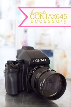 All-time favorite Film Contax645 macro accessory