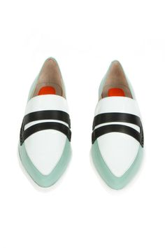 Opening Ceremony loves the Kenzo Aladin Loafers! Shop all Kenzo at OC here