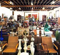 The Hamptons' Best Vintage Furniture Shops via @mydomaine: Beall & Bell