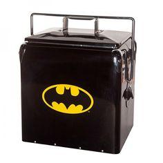 Cooler Metal Batman - Preto | Boutique de Luxo @ BoutiqueDeLuxo