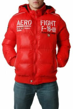 Geographical Norway Mens Jacket Red Sizes s M L XL   eBay Military Style, Military Fashion, Geographical Norway, Classic Man, Men's Fashion, Winter Jackets, Menswear, Stylish, How To Wear
