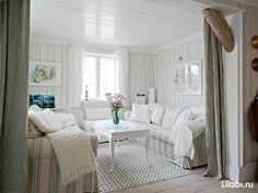 фото деревянный потолок вагонка белая - Пошук Google