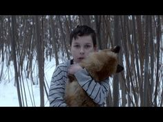 Beautifully shoot on a lovely house in front of a ice lake. Love that it's *snowing* inside and the fact that it's a little boy the whole video is based around.