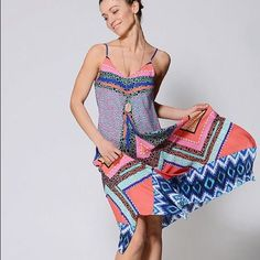 Flash Saleeight Sixty Pharaoh Print Maxi Dress