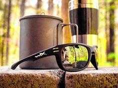 764e0a8ba7 La nature s apprécie encore plus en haute définition grâce aux lunettes  Wiley X aux verres polarisés et à leurs 8 filtres.