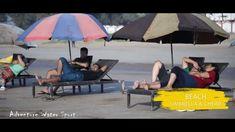 Daman And Diu, Beach Umbrella, Outdoor Furniture, Outdoor Decor, Sun Lounger, Patio, Adventure, Chaise Longue, Terrace