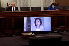 Кандидатка на посаду керівника Мінторгівлі США перегляне питання присутностi Huawei та ZTE в чорному списку Tv, News, Television Set, Television