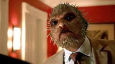 Grimm: Creature Profile: Cracher-Mortel This guy was really bad......