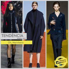 O azul marinho é o novo preto. Uma cor totalmente democrática, que pode ser combinada com as mais diversas variações de cores. Apresentado numa ampla variedade de tecidos, dos mais básicos até os mais requintados.