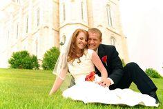 Rusty Bucket Photography: Logan & Kallie {Utah Wedding Photographer...Manti Temple}