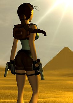 Tomb Raider, the last revelation